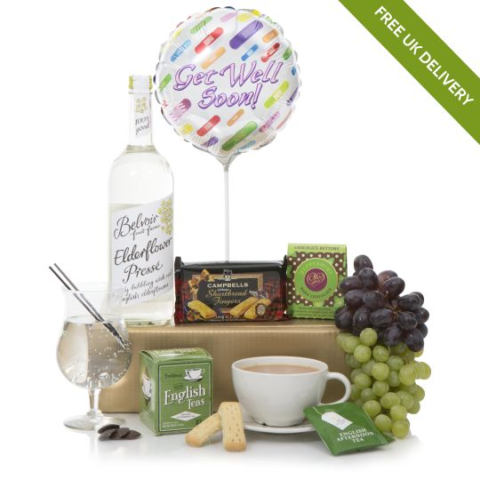 Get Well Soon Hamper Hamper