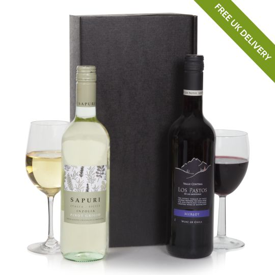 Premium Wine Duo Hamper