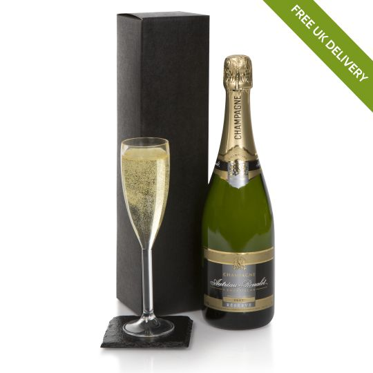 Bottle Of Luxury Champagne Hamper