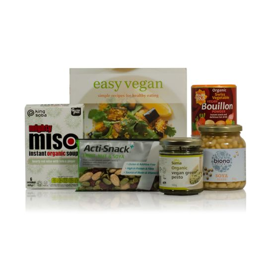 Vegan Hamper Hamper