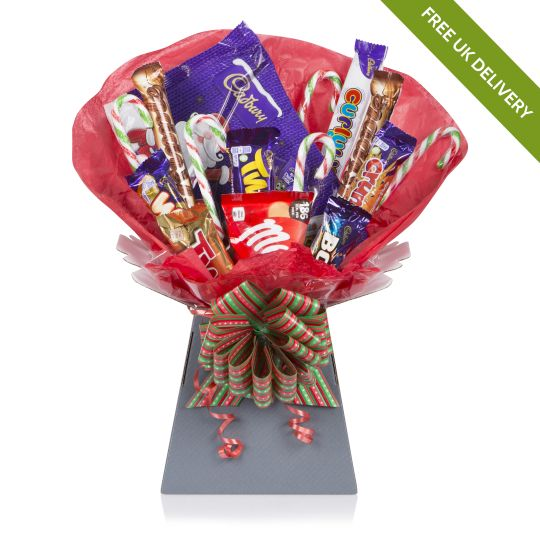 Chocolate Bouquet Hamper