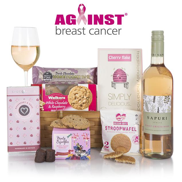 Against Breast Cancer Hamper Hamper