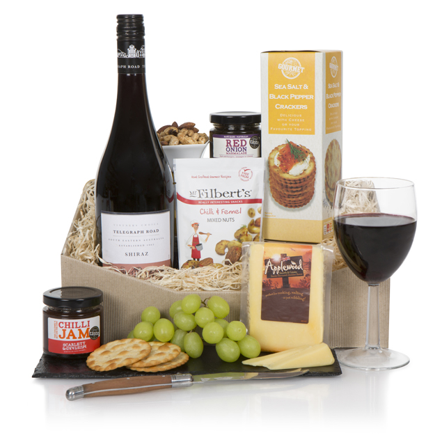 The Classic Food & Wine Hamper Hamper