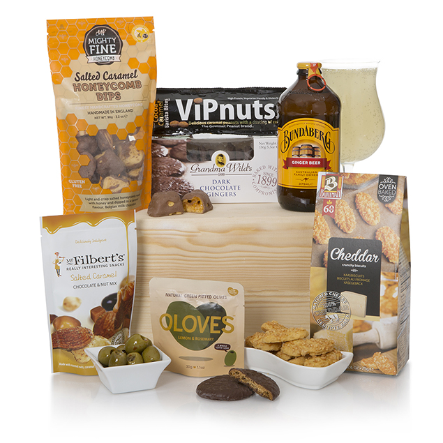 Alcohol Free Hamper Hamper