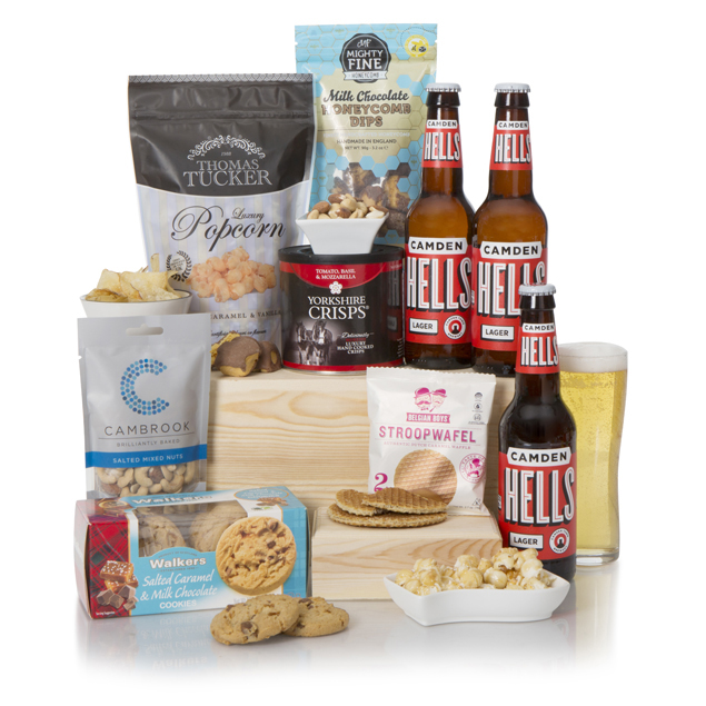 Hells Craft Beer Hamper Hamper