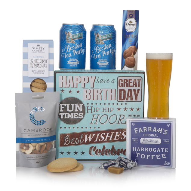 Birthday Beer Hamper Hamper