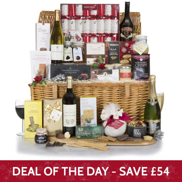 The Majestic Christmas Hamper Hamper