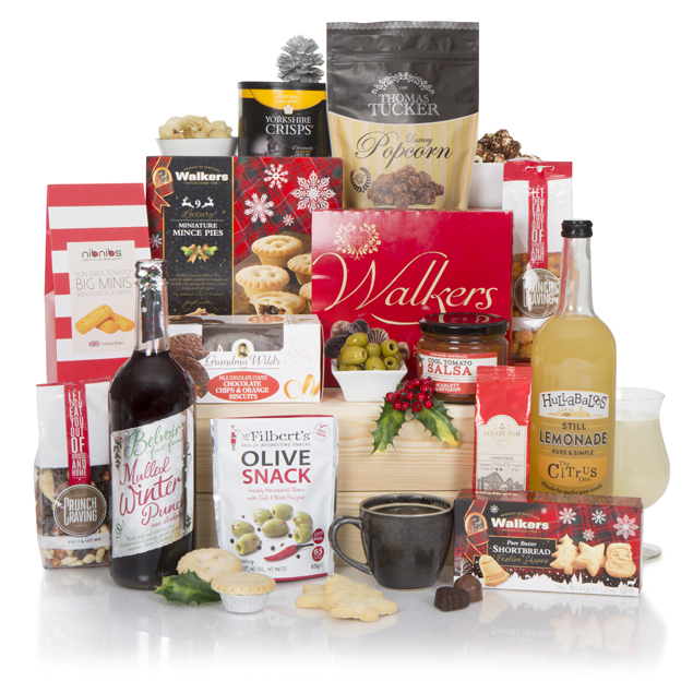 For All The Office At Christmas Hamper