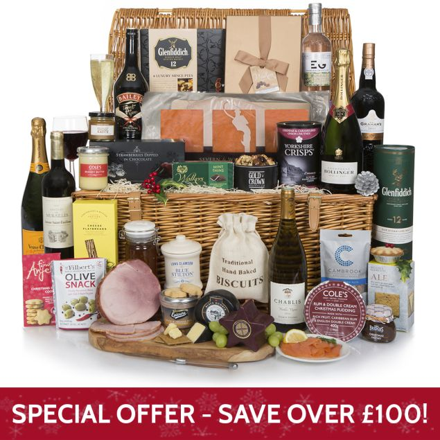 The Greatest Christmas Hamper Hamper