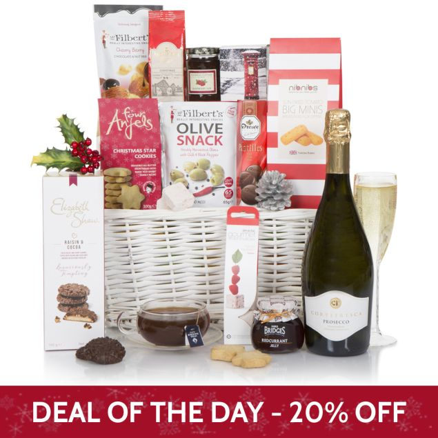 Winter Delights Christmas Hamper Hamper