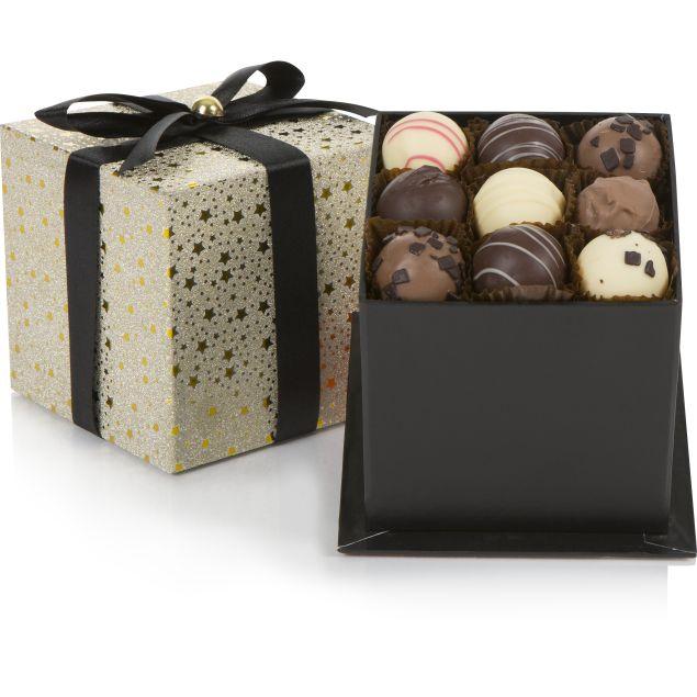 Luxury Chocolate Truffles Hamper