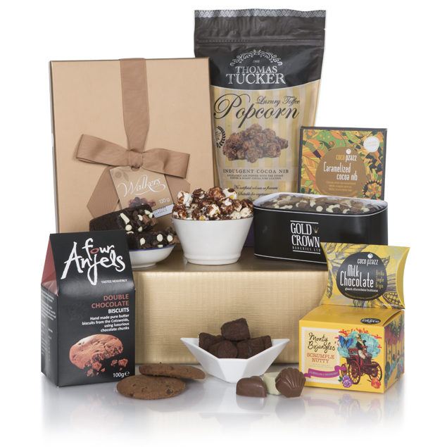 Luxury Chocolate Indulgence Hamper Hamper