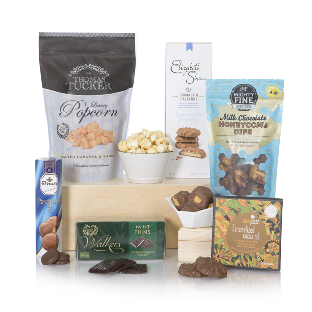 Chocolate Adventure Hamper Hamper