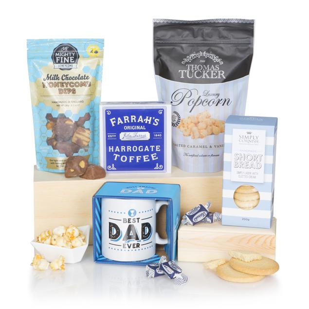 Sweet Treats For Dad Hamper