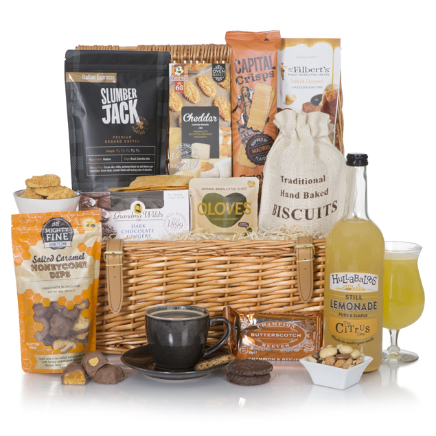 Luxury Alcohol Free Basket Hamper