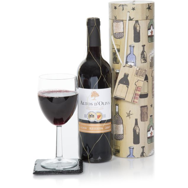 Red Wine Gift Hamper Hamper
