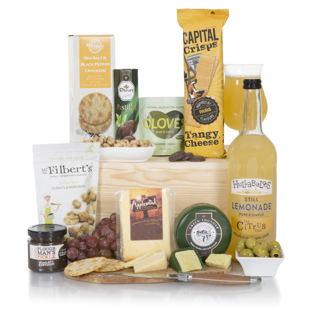 Thank You Cheese Hamper Hamper