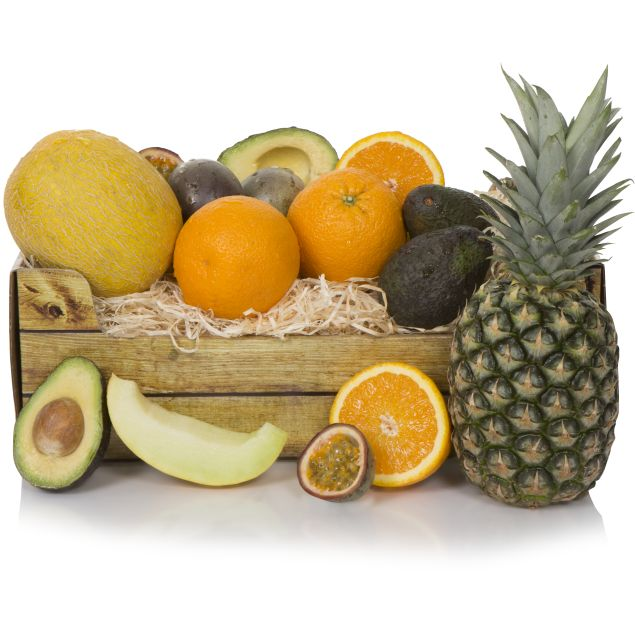 Tropical Fruit Hamper Hamper