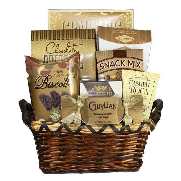 Snack Time Hamper