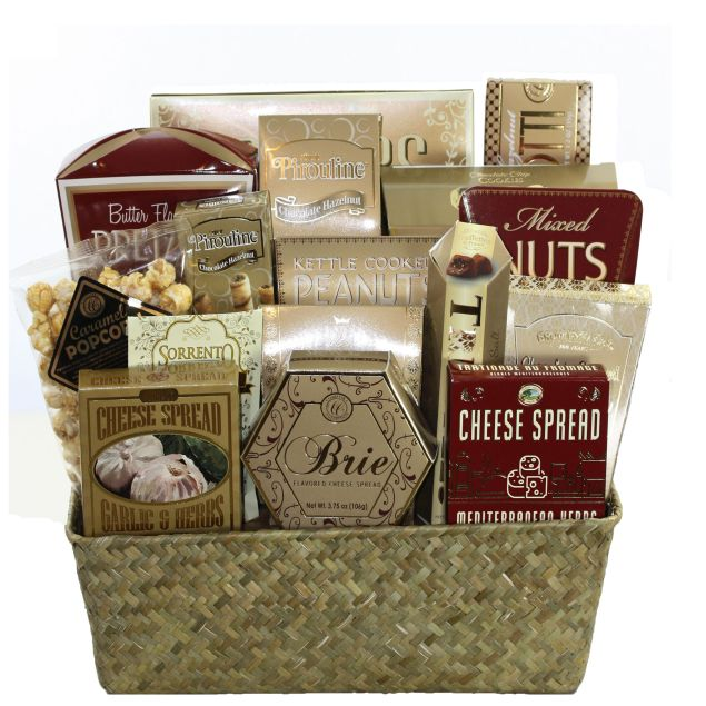 Snacks Galore Hamper