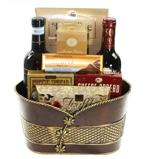 Wine Duo Hamper