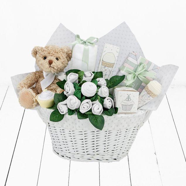 Hey Little Baba Gift Basket Hamper