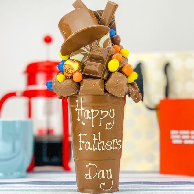 Father's Day Smash Cup (UK Only) Hamper