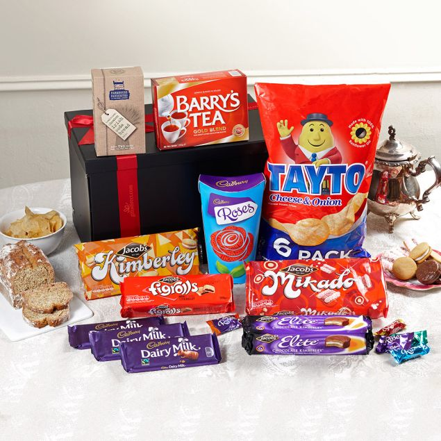Yummy Irish Nibbles Hamper