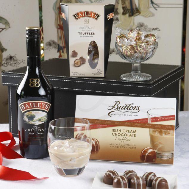 Creamy Baileys & Choc Hamper