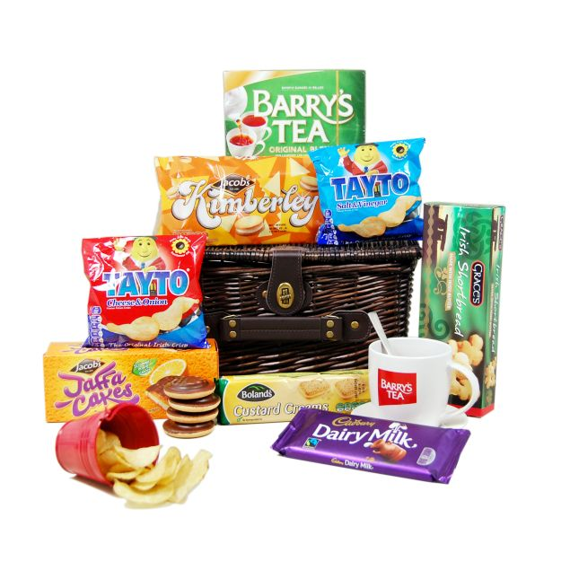 The Tea & Tayto Hamper Hamper
