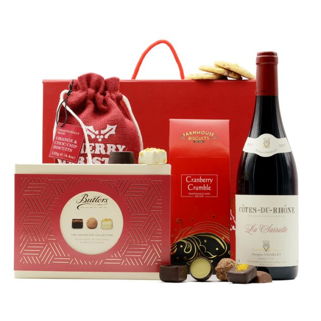 Happy Christmas Everyone Hamper Hamper