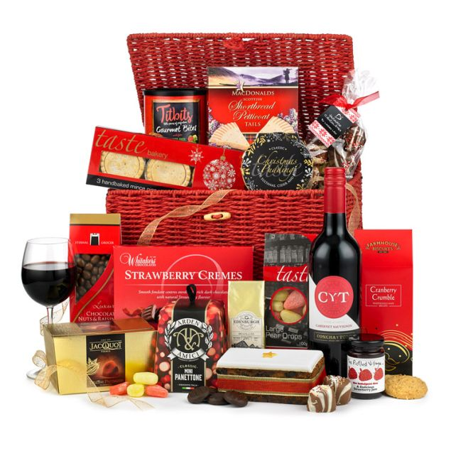 Winter Wonderland Hamper Hamper