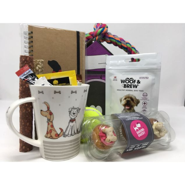 A Dog's Best Friend Hamper Hamper