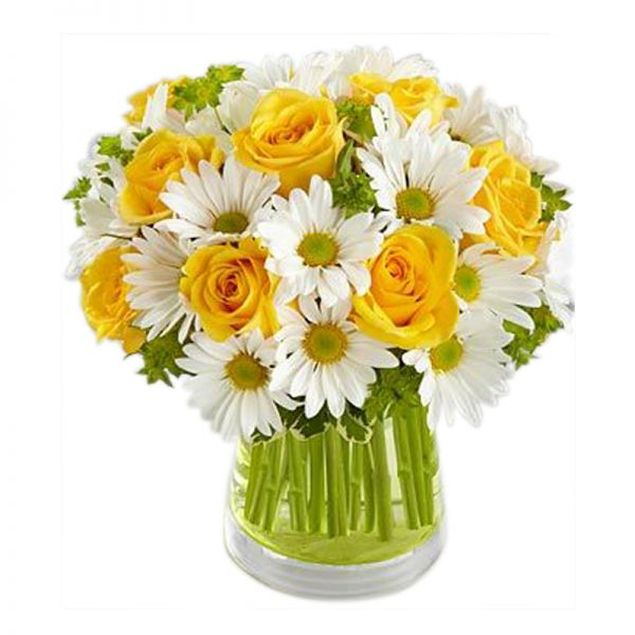 Summer Smiles Flowers Hamper