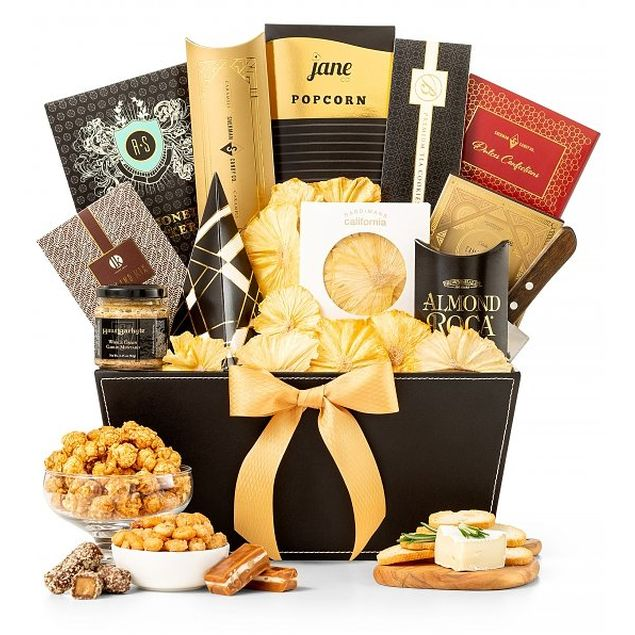 The Elegance Gift Basket Hamper