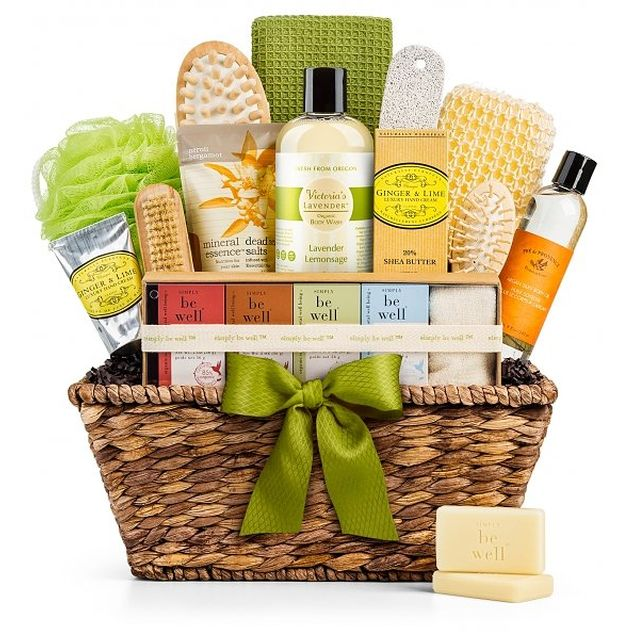 The Relaxation Basket Hamper