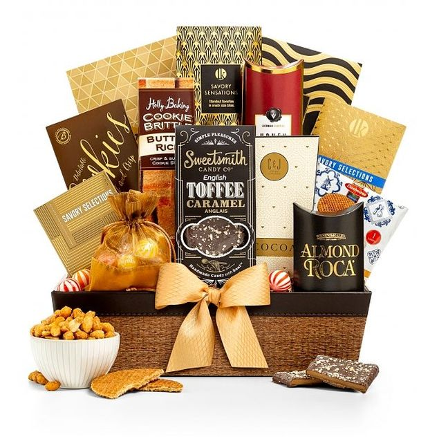The Sophistication Basket Hamper