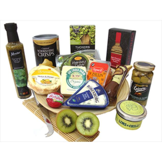 All About Cheese Hamper