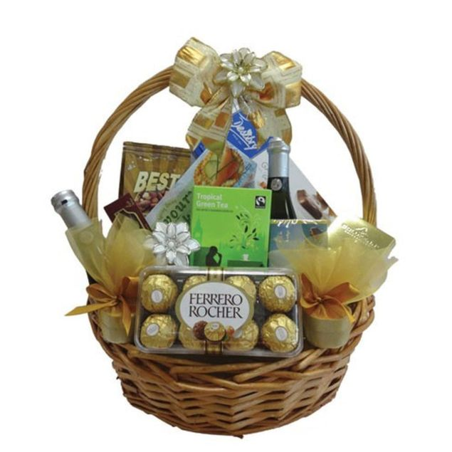 Signature Gift Basket Hamper