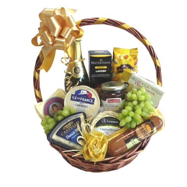 Gourmet Basket Hamper