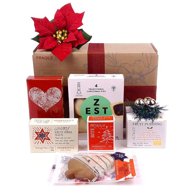 Little Christmas Treat Hamper