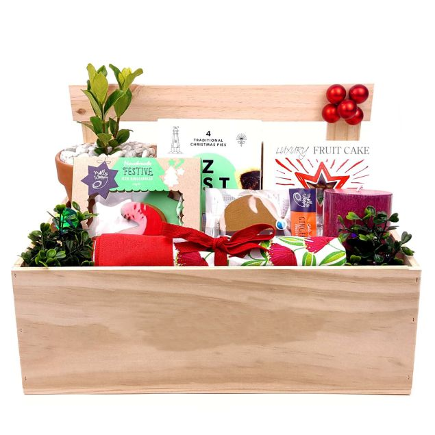 Keepsake Christmas Hamper