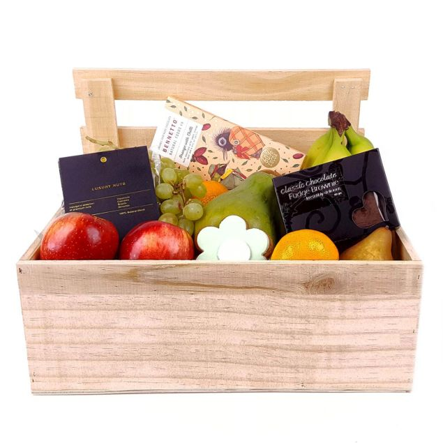Almost Healthy Fruit Box Hamper
