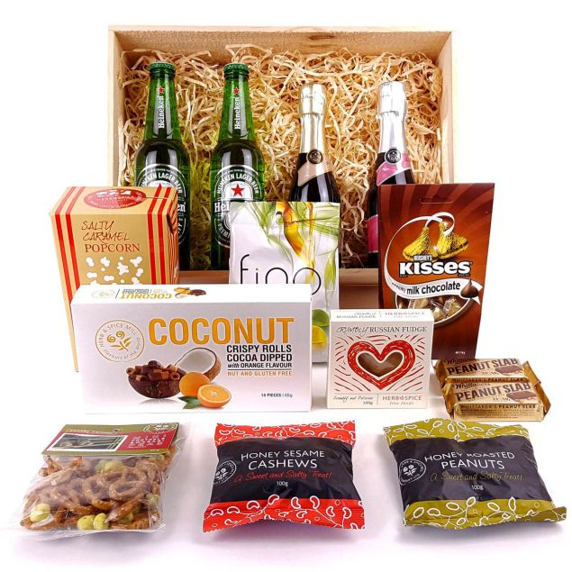 His & Hers Hamper Hamper
