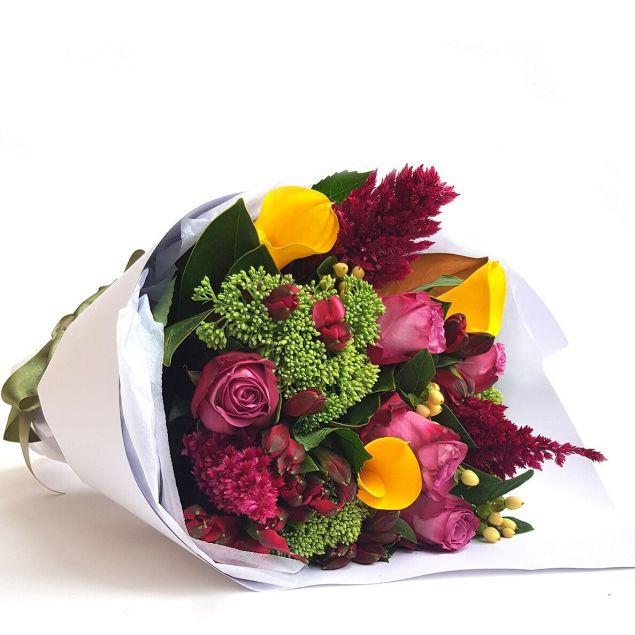 Colourful Bouquet Hamper