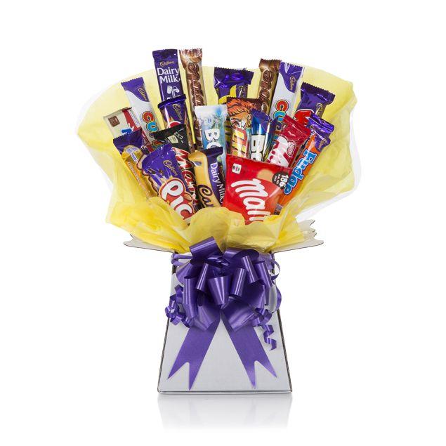 Large Chocolate Bouquet Hamper