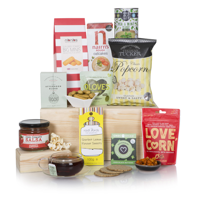 The Vegetarian Hamper Hamper