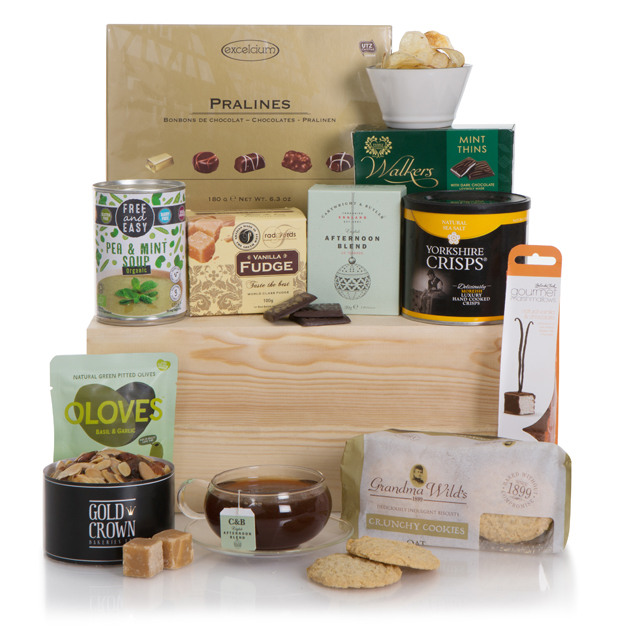 The Balmoral Gourmet Hamper Hamper