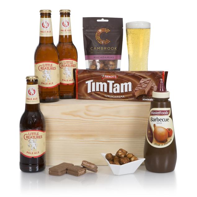 Luxury Australian Beer Hamper Hamper