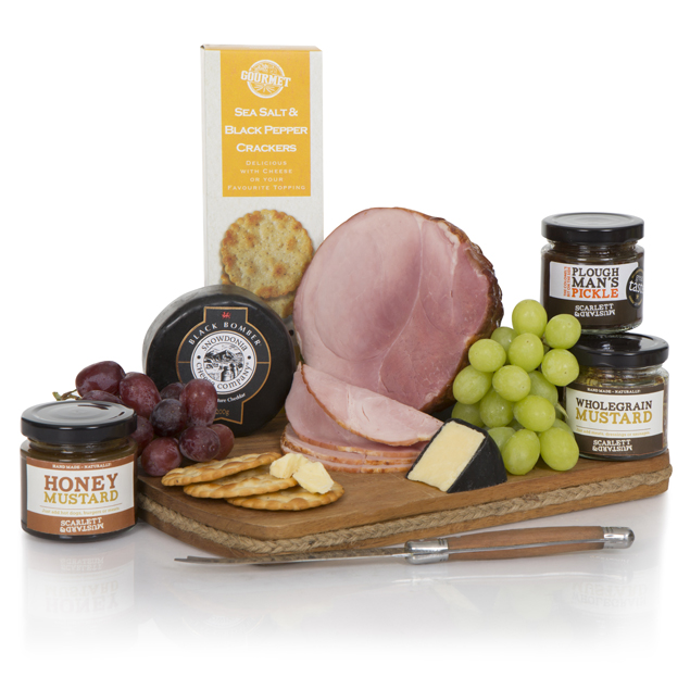 Smoked Ham and Friends Gift Set Hamper